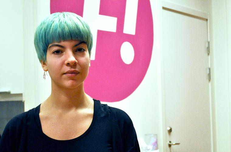 Hanna Rostam, Unga feminister Stockholm